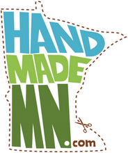 Proud Member of HandmadeMN (click logo)