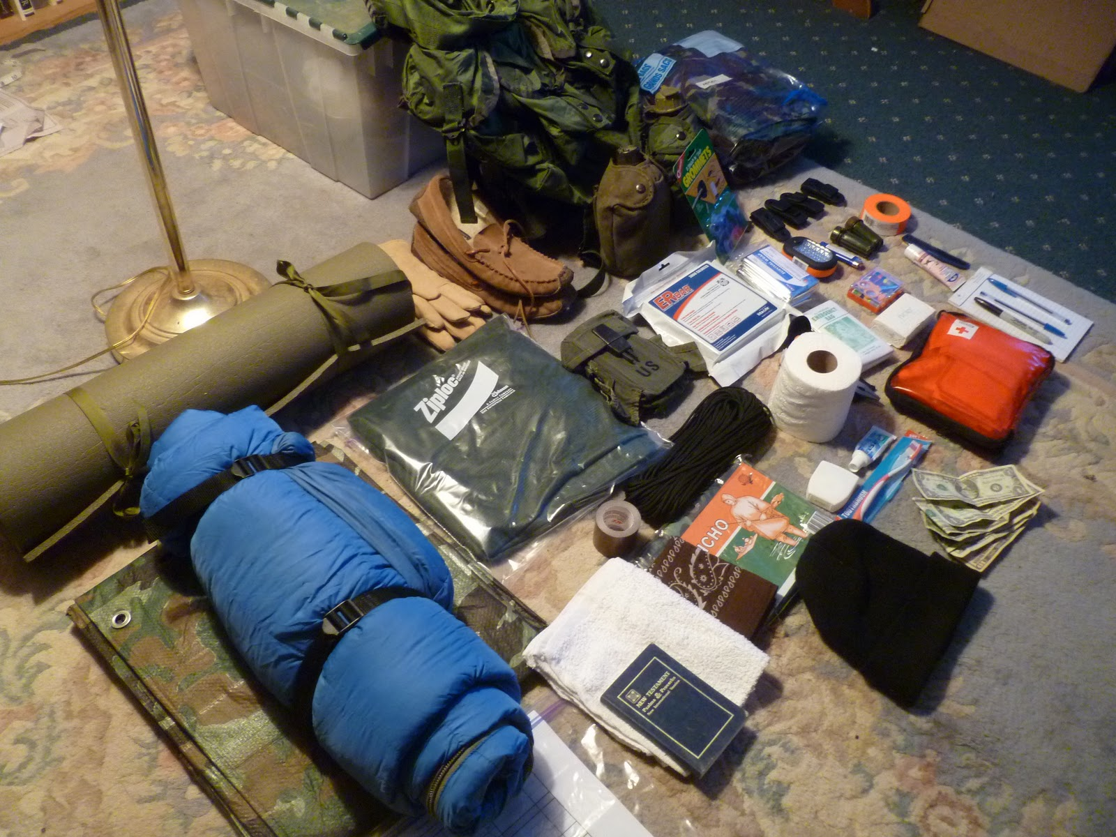 Rural Revolution Bug Out Bags