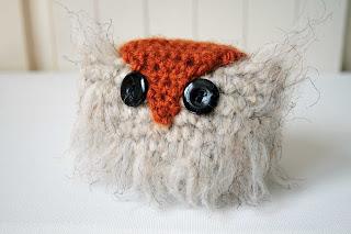Ravelry: Owl Ear Flap Child hat pattern by Amy Lehman