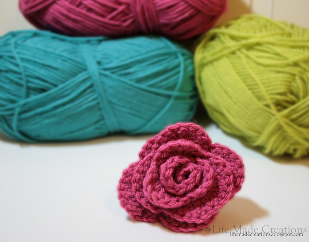 Crochet Rose Patterns ? Crochet Club