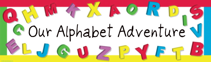 Our Alphabet Adventure