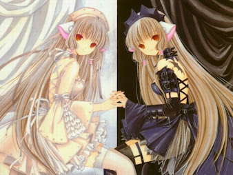 #4 Chobits Wallpaper
