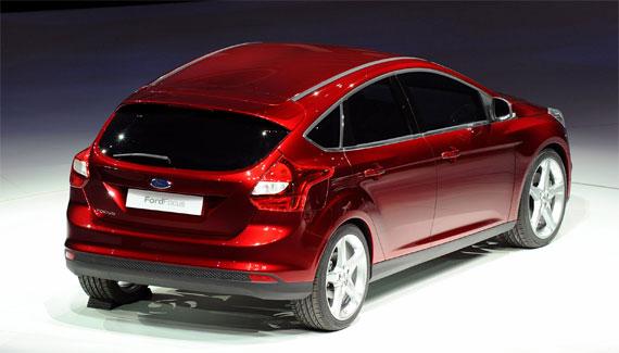 Del Nuevo Ford Focus 2011
