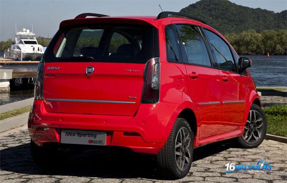Mundoautomotores nueva fiat idea for Fiat adventure precio