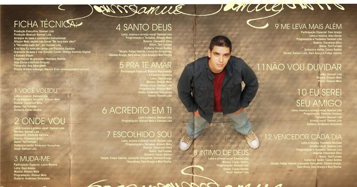 Samuel Loia Intimo De Deus Playback