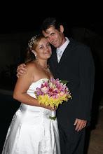 Eu e minha esposa