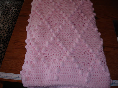 Subee's Baby Afghan on E-Bay