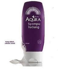 Syampu Tudung 300ml RM69