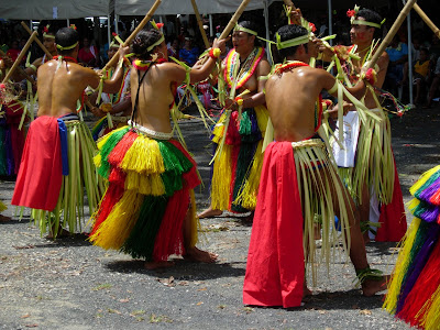 Pohnpei Culture Day dancing. - Courtesy of 4.bp.blogspot.com