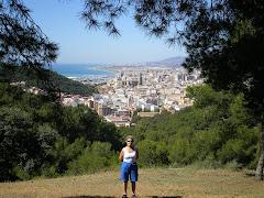 Málaga: ciudad del cielo siempre azul