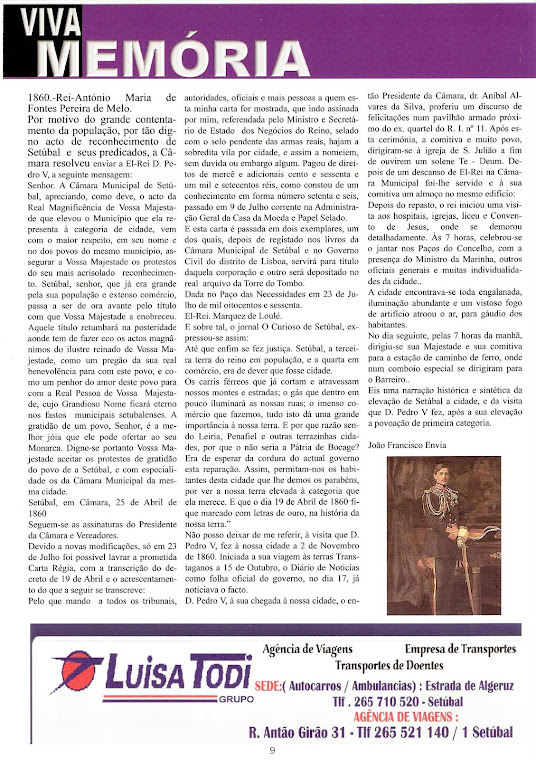 SETÚBAL DE VILA A CIDADE 2