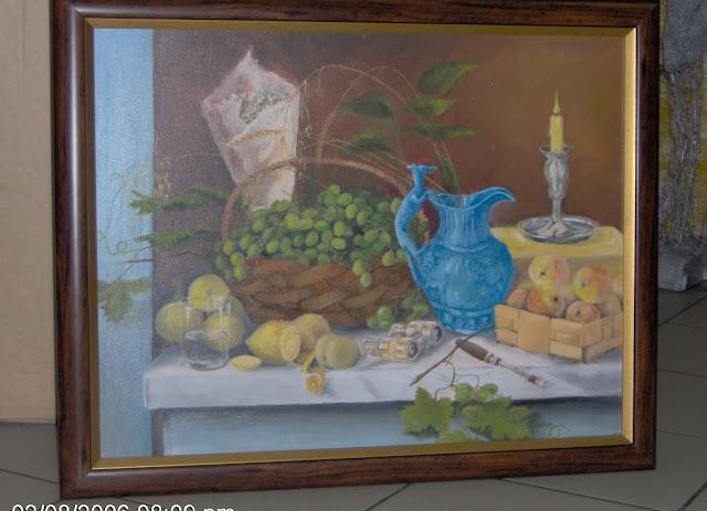 obraz olejny na zamówienie, malowanie reprodukcji znanych dzieł malarskich, kopiowanie obrazów,