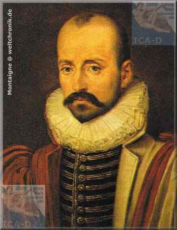 Montaigne essays analysis