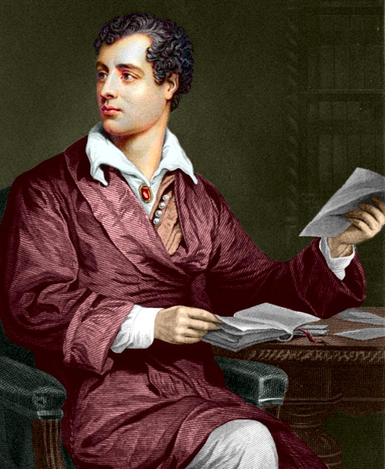 Lord Byron Biography