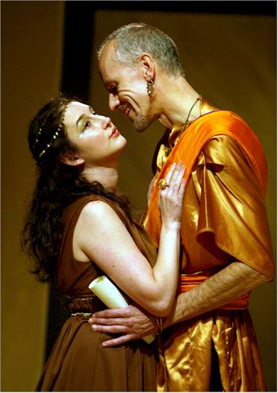 Classical Literature and Poetry: Essay: Play: Antony and Cleopatra, by ...