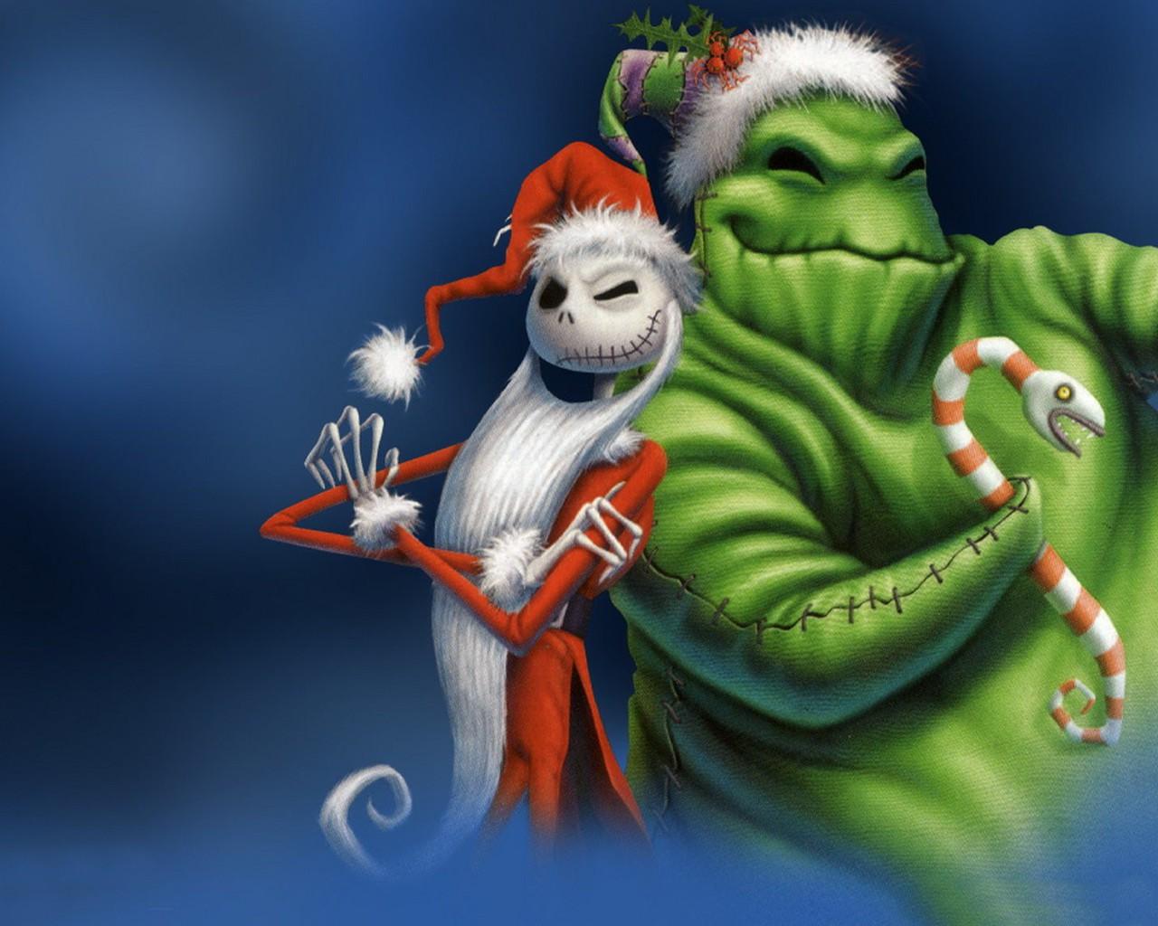 Christmas Night Wallpaper