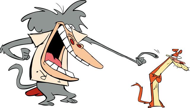 Weasel cartoon network - photo#13