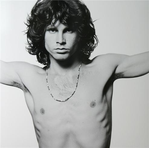 Jim Morrison received a