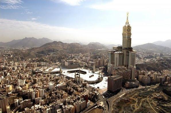Sejarah Haji Dan Umrah (4/5)