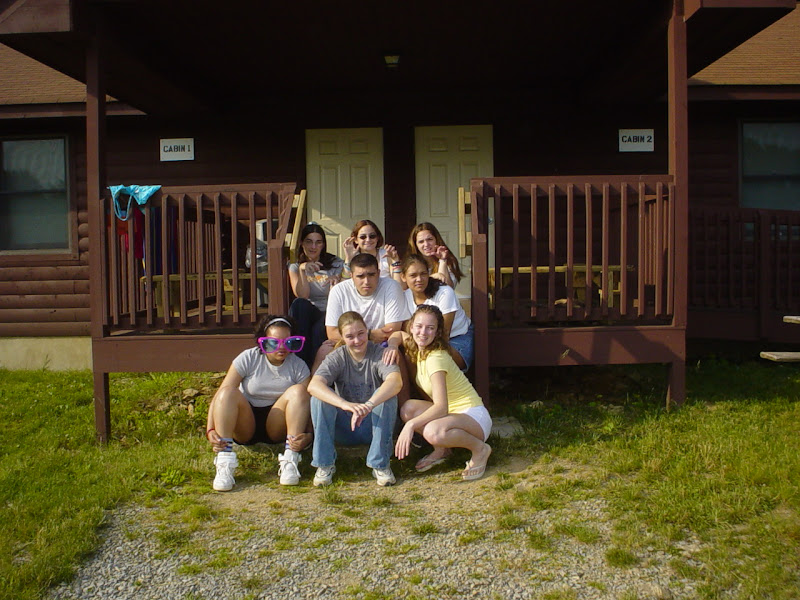 Crossroads Camp Counselors-In-Training, Summer 2003