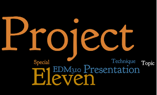 Project Eleven Wordle