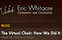 Eric Whitaker Blog Logo
