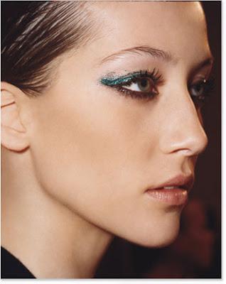 eye makeup purple. Makeup artists dreamed in