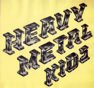 Heavy Metal Kids Kitsch