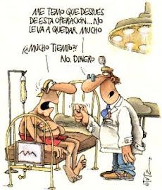 medicos y capitalismo...