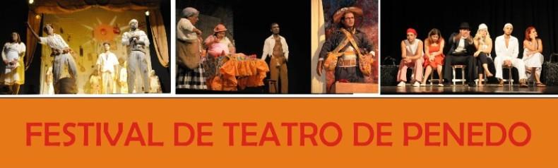 Festival de Teatro de Penedo-AL