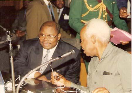 kumbukumbu ya miaka 12 ya kufariki kwa baba wa taifa Mwl. J.K. Nyerere