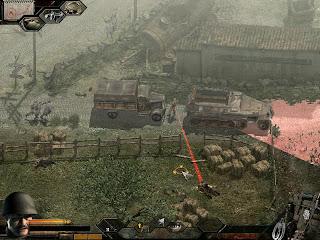 commandos destination berlin bug