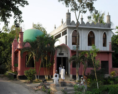 Abdul Hamid's Mosque, sonargaon, narayanganj