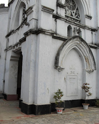 holy cross church, lakkhi bazar, dhaka