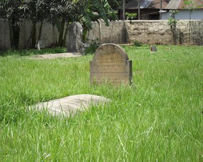 kishtia christian cemetery