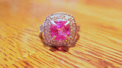 Pink Candy Sapphire