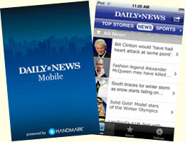 New York Daily News gets in the mobile game