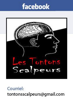 """Page Facebook """"Les Tontons Scalpeurs"""""""
