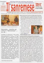 dal 27 marzo al 5 aprile 2009, importante RASSEGNA con il sanremese al CIRCOLO ARTISTICO!