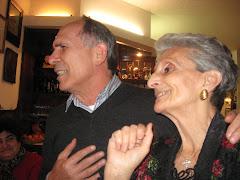 080122008 Rist Pesce Spada.. serata memorabile Giuseppe Comisso e Elena Brambilla.. si esibiscono..