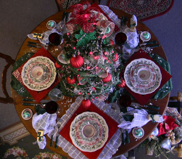 Nancy S Daily Dish Christmas Color History Of Red Amp Green