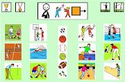 Descargar tablero de comunicación (12 casillas): deportes en formato .doc