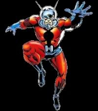 Henry Pym the first Ant-Man