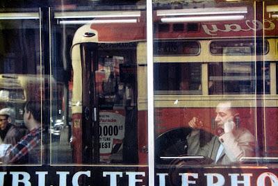 Saul Leiter, photographe de rue SL-Phone-callweb