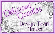 Retired Delicious doodles DT