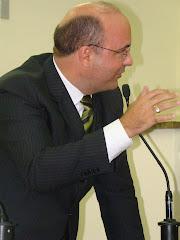 VEREADOR SAULO PERES FALA DA CASA DE CUSTÓDIA
