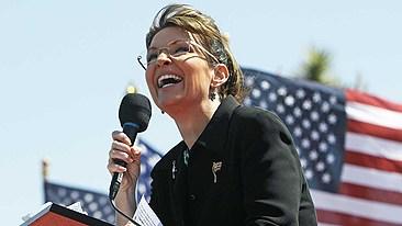 100 steg till uppdatera Sarah Palin