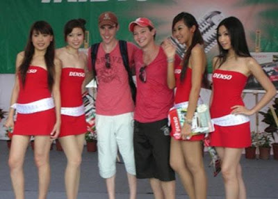 Malaysia Race Queens