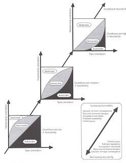 autocratic democratic continuum model In fact leaders who are task oriented and fall somewhere towards the center of the authoritarian - democratic continuum tend to be the most successful leaders in business authoritarian or autocratic style leaders also find that they lose more staff members than democratic leaders.