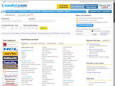 best sites for job hunting